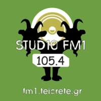 Logo of radio station Studio Fm1 105.4