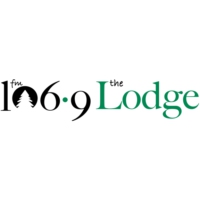 Logo de la radio WLGE fm 106.9 The Lodge