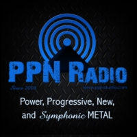 Logo of radio station PPN Radio