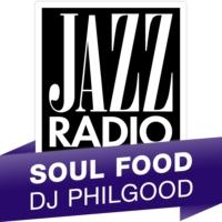 Logo de la radio Jazz Radio - Soul Food DJ Phillgood