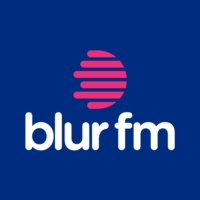 Logo of radio station Blur FM