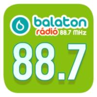 Logo de la radio Balaton Rádió 88.7