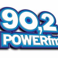 Logo of radio station Power fm 90.2