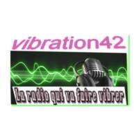 Logo de la radio vibration 42
