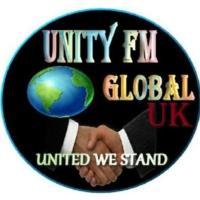 Logo of radio station Unity fm Global UK