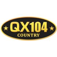 Logo of radio station QX104