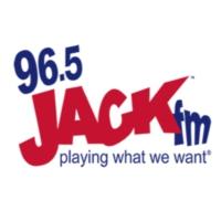 Logo de la radio KJAQ 96.5 Jack FM