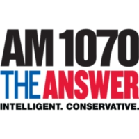 Logo of radio station KNTH 1070 The Answer