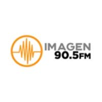 Logo of radio station XEDA Imagen