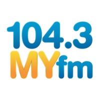 Logo of radio station KBIG-FM 1043 MYfm