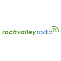 Logo of radio station Roch Valley Radio