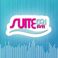 Logo de la radio Suite 89.1 FM Maracaibo