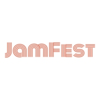 Logo of radio station JamFest