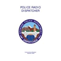 Logo of radio station San Diego Police Dispatch