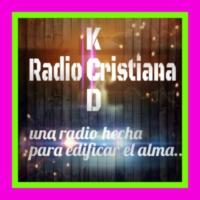 Logo of radio station Radio KCD Cristiana