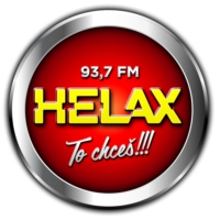 Logo of radio station Helax 93.7FM