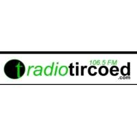 Logo of radio station Radio Tircoed 106.5FM