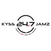 Logo of radio station Kyss 24.7 Jamz