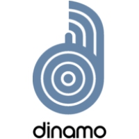 Logo of radio station Dinamo 103.8