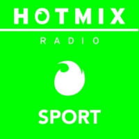 Logo of radio station Hotmixradio SPORT