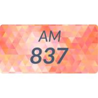 Logo of radio station สถานีวิทยุกระจายเสียงแห่งประเทศไทย AM 837 kHz