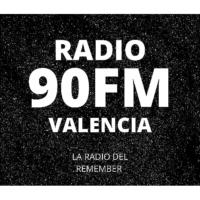 Logo of radio station RADIO 90FM VALENCIA