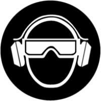 Logo de la radio Rant Radio Punk