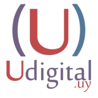 Logo of radio station Universal Digital