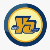 Logo of radio station La Nueva Radio ya!