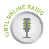 Logo of radio station vinylonlineradio