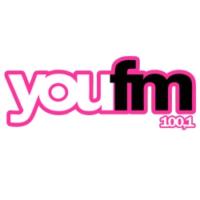 Logo of radio station You Fm 100,1