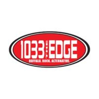 Logo de la radio WEDG 103.3 The Edge