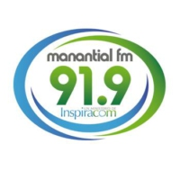 Logo of radio station KYRM Manantial FM 91.9