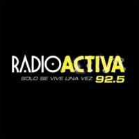 Logo of radio station RadioActiva 92.5