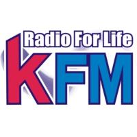 Logo of radio station CJTK-FM KFM Radio