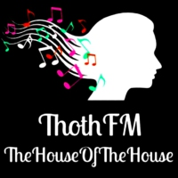 Logo of radio station ThothFM