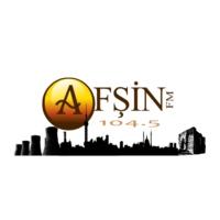 Logo de la radio Afsin FM