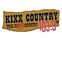 Logo of radio station CHVO-FM KIXX Country 103.9 FM