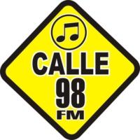 Logo de la radio Calle 98 FM
