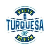 Logo of radio station XHMZO Radio Turquesa 92.9 FM