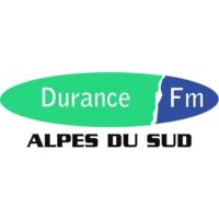 Logo of radio station Durance FM