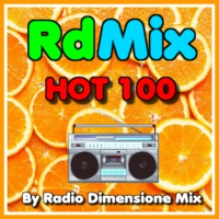 Logo de la radio RDMIX HOT 100