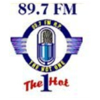 Logo of radio station Rp The Hot one