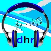 Logo de la radio Durham Hospitals Radio