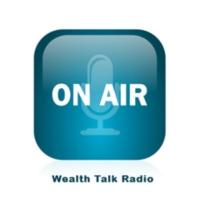 Logo of radio station WealthCare Radio