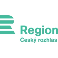 Logo of radio station Český rozhlas Karlovy Vary
