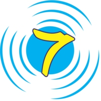 Logo of radio station Kanaal 7