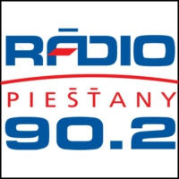 Logo of radio station Rádio Piešťany
