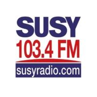 Logo of radio station SUSY Radio