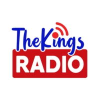 Logo of radio station TheKings Radio